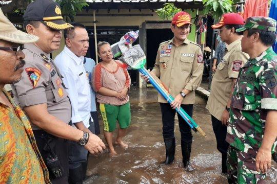 Menteri Sosial minta pemda lebih matang rencanakan antisipasi banjir