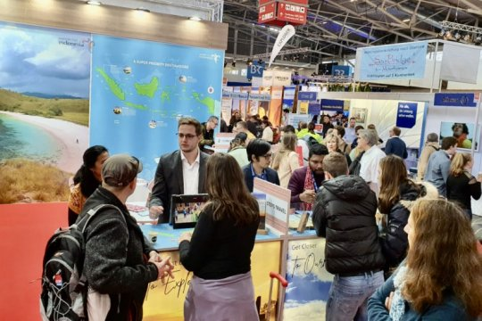 Konjen RI: Indonesia tujuan wisata menarik bagi warga Jerman