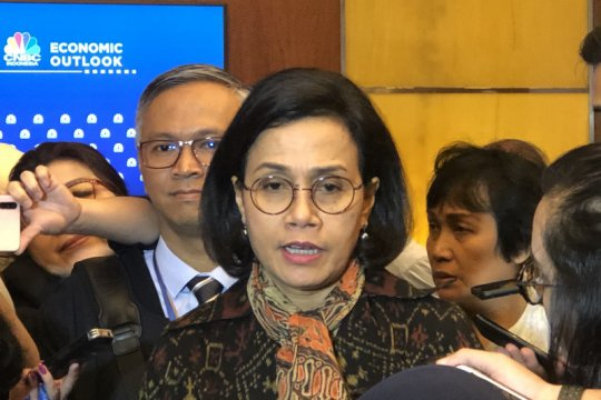 Sri Mulyani: Diskon tiket pesawat 50 persen lewat insentif pariwisata