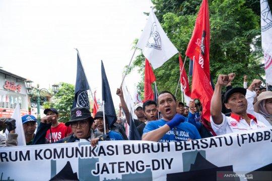 Ribuan pekerja di Kulon Progo dirumahkan selama pandemi COVID-19