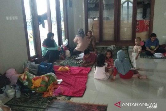 Sebagian korban banjir Cipinang Melayu sudah kembali ke rumah