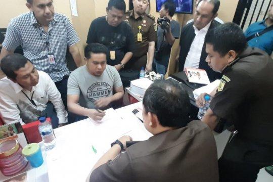 Kejati DKI terima penyerahan tersangka kasus teror terhadap Novel