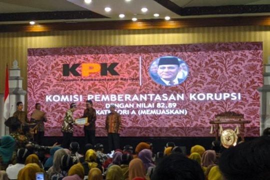 KPK terima penghargaan pengawasan kearsipan nasional 2019