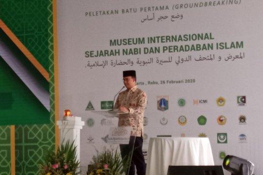 Anies: Jakarta tuan rumah Museum Rasulullah jadi berkah tersendiri
