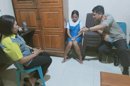 Polres Kupang tangkap jebolan The Voice Indonesia aniaya ibu kandung