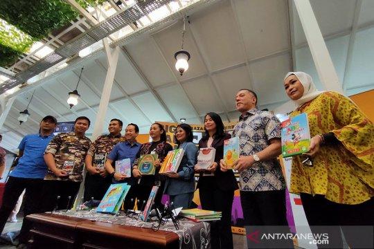 Hari ini, pameran buku hingga kerajinan tangan di Jakarta sekitarnya