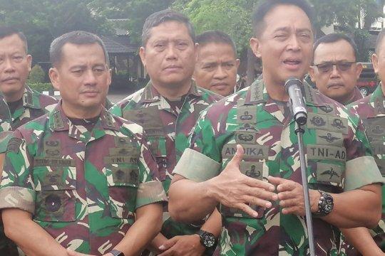 Kemarin, 12 jalan di Medan ditutup hingga langkah KSAD bantu PMI