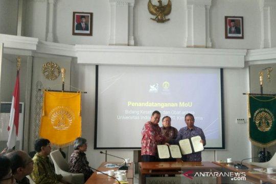 Menristek: Indonesia harus jadi tuan rumah produksi obat dalam negeri