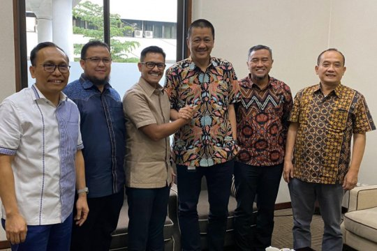 Dirut Garuda Indonesia ditunjuk jadi Ketua Dewan Pembina INACA