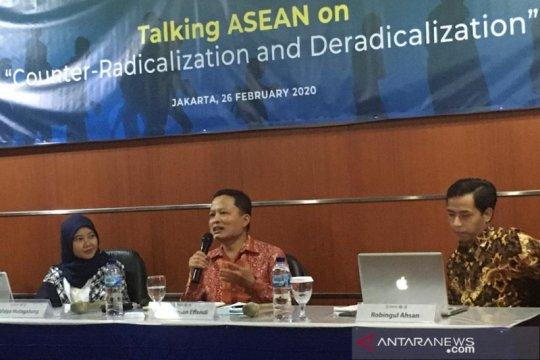Indonesia, ASEAN sasar penanggulangan komprehensif terhadap terorisme