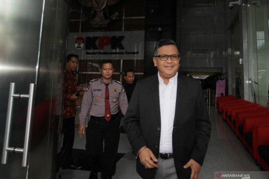 Saeful laporkan lobi terhadap Wahyu Setiawan ke Hasto Kristiyanto