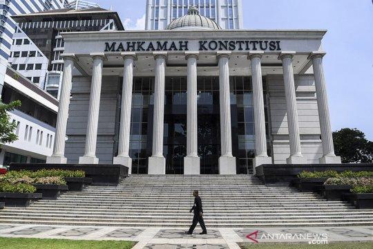 Sidang MK, seleksi hakim agung disebut kurang relevan