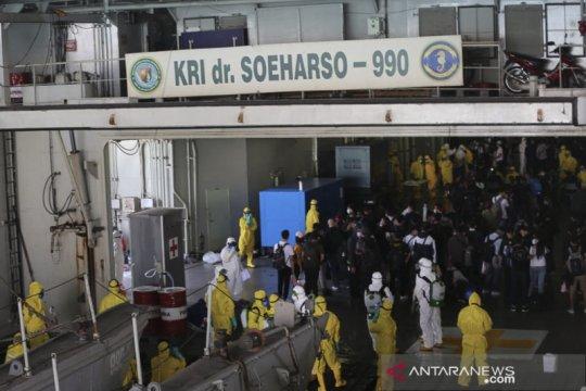 Humaniora kemarin, evakuasi ABK World Dream hingga Museum Rasulullah