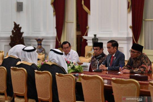 Presiden hargai sikap Arab Saudi tangguhkan layanan umroh cegah Corona