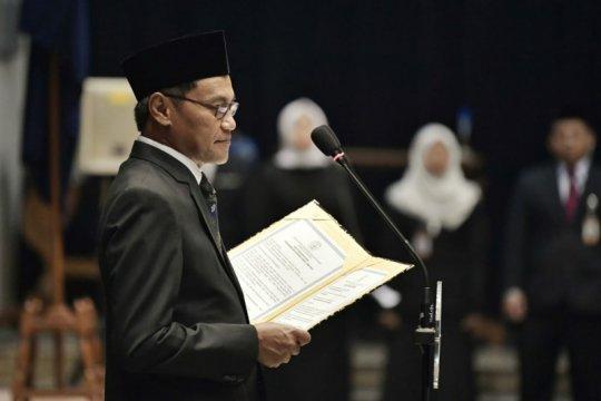 Ainun Na'im lantik sejumlah pejabat Kemendikbud