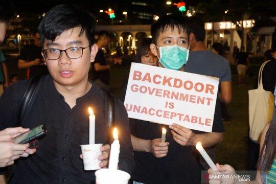 Komnas HAM Malaysia setuju pemberlakuan UU Anti Lompat Partai