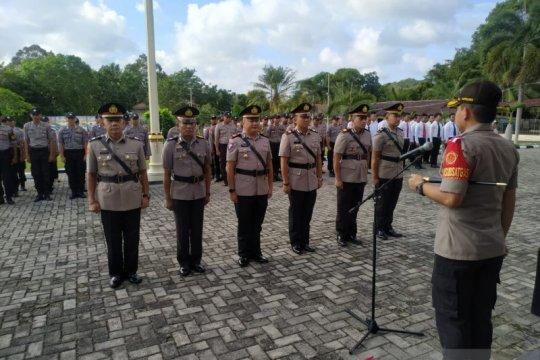 Kapolres Bangka perintahkan personel  monitoring pengamanan wapres