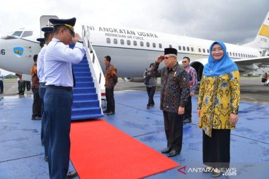 Wapres hadiri Kongres Umat Islam Indonesia VII di Pangkal Pinang