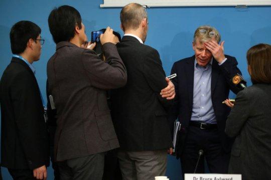 COVID-19 di Eropa, Yunani laporkan kasus pertama