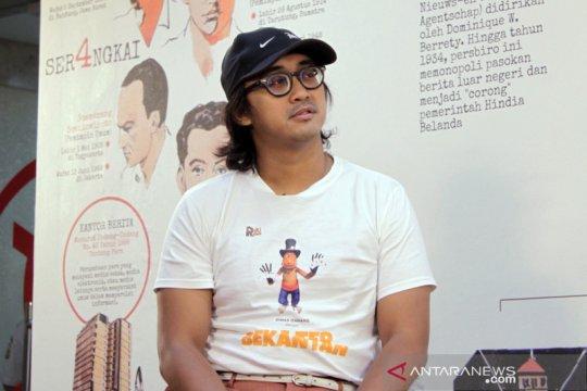 Dimas Danang berharap MRT menjangkau seluruh wilayah Indonesia