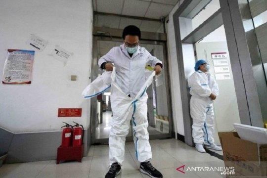 Beijing bangun laboratorium P3