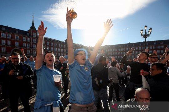Penonton final Piala Liga Inggris harus tiga kali tes negatif COVID-19