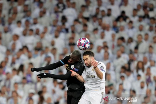 UEFA yakin COVID-19 tak pengaruhi laga City vs Real Madrid