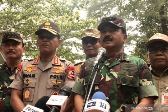 Seluruh protokol kesehatan WHO diminta Panglima TNI untuk diikuti