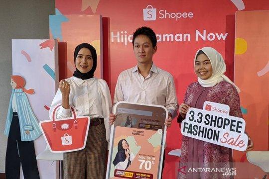 Fesyen muslim makin tenar, Shopee hadirkan fitur khusus