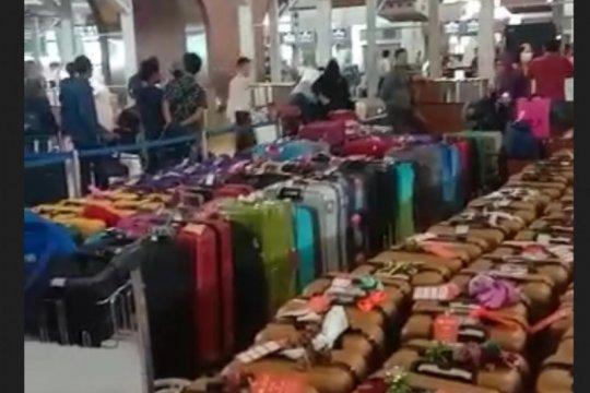 Seratusan jamaah umrah Payakumbuh tidak jadi berangkat