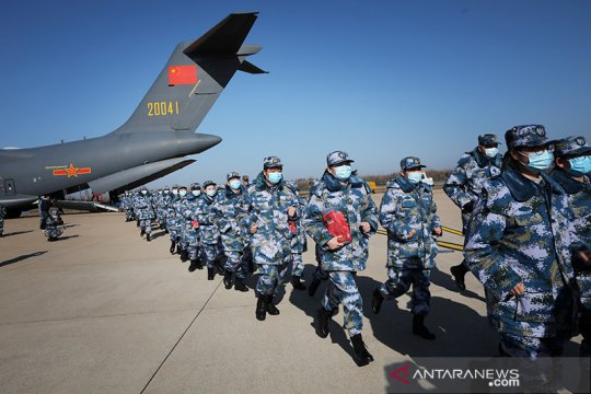 Heboh, pasien COVID-19 melarikan diri dari Wuhan