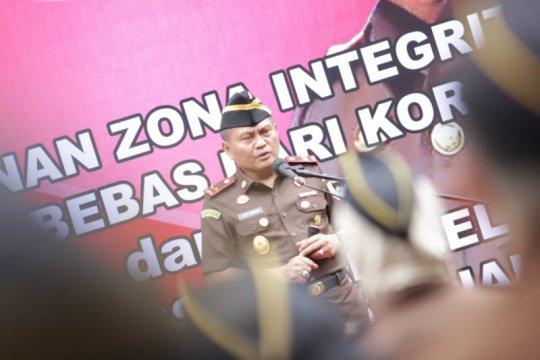 Kajati DKI Jakarta ajak jajaran komitmen wujudkan WBK