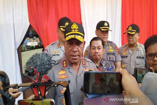 Kapolda Papua: Personel TNI/Polri tidak akan ditarik dari Nduga