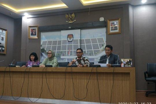KPU: Bakal perorangan Pilkada 2020 sebanyak 149 pasangan calon