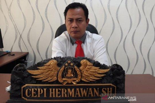 Polisi tangkap empat pengguna dan pengedar ganja di Garut