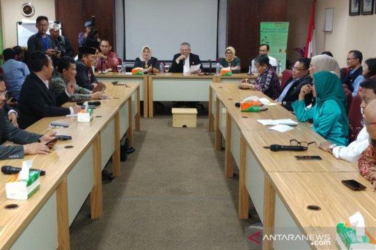Direksi ANTARA terima kunjungan Komisi IX DPR