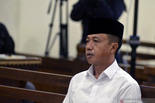 Terdakwa suap fee proyek Lampung Utara divonis 2,6 tahun penjara