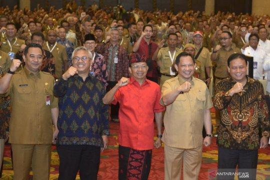 Rakor Politik dan Pemerintahan Umum