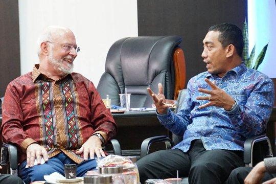 Dubes Belgia berharap perdamaian Aceh terus berlangsung