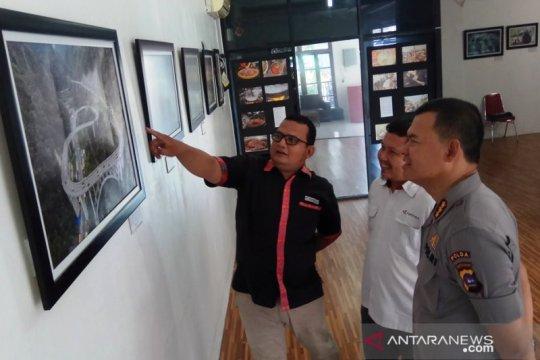 Polda Sumbar apresiasi LKBN Antara sebagai penyeimbang informasi