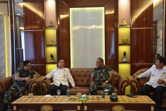 Kemenkopolhukam minta bantuan TNI AD pengamanan PON XX Papua