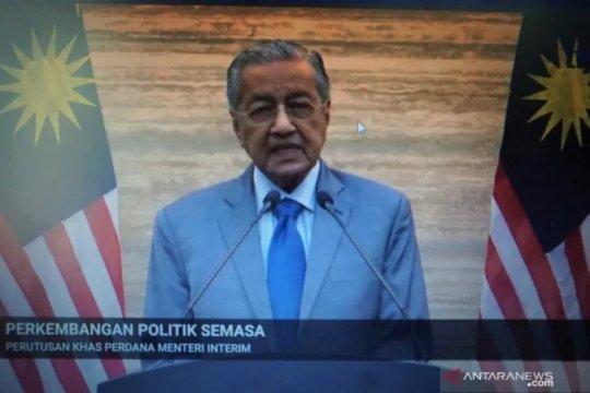 Mahathir usul mosi tidak percaya ke PM via blog