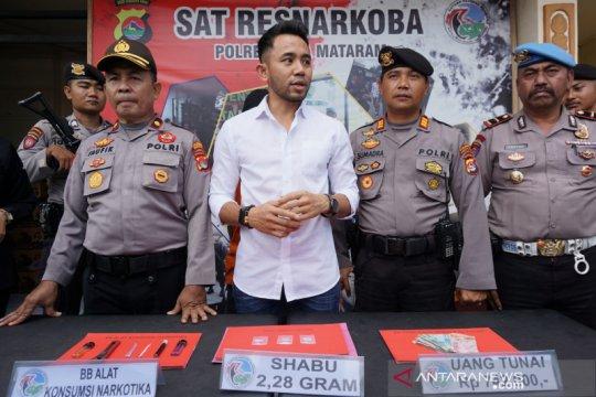 Polresta Mataram tangkap pria paruh baya edarkan sabu-sabu