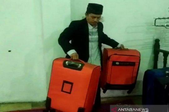 Puluhan jamaah umroh dari Cianjur tertunda berangkat ke tanah suci