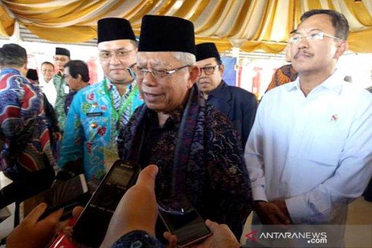 Wapres berharap jamaah Indonesia tidak terkena embargo umrah