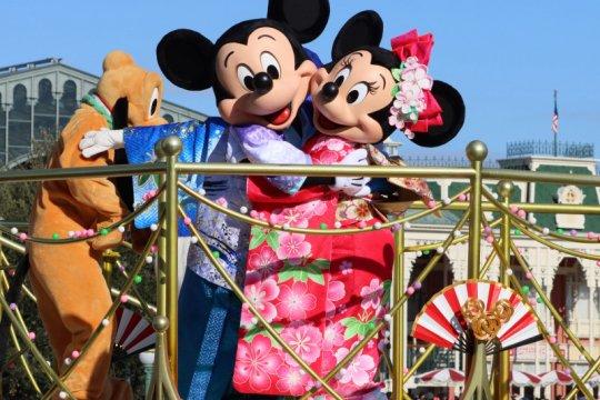 Tokyo Disney Resort dibuka lagi 1 Juli
