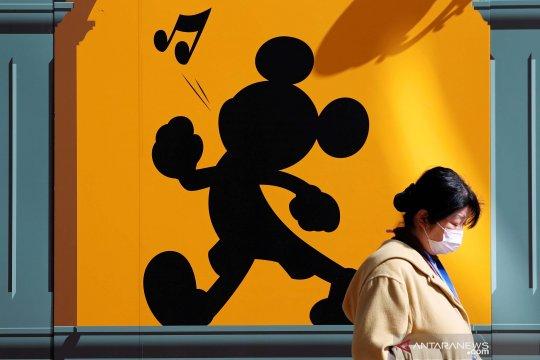 Corona, penutupan Disneyland, DisneySea Tokyo dan USJ diperpanjang