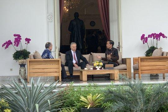 Blair sebut pemindahan ibu kota RI bervisi luar biasa