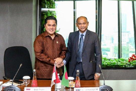 BUMN Indonesia diundang berinvestasi di infrastruktur Bangladesh