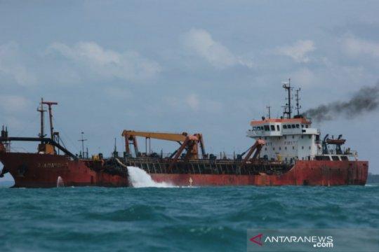 Manajemen PT BAI bantah tambang pasir laut di Bintan-Kepri